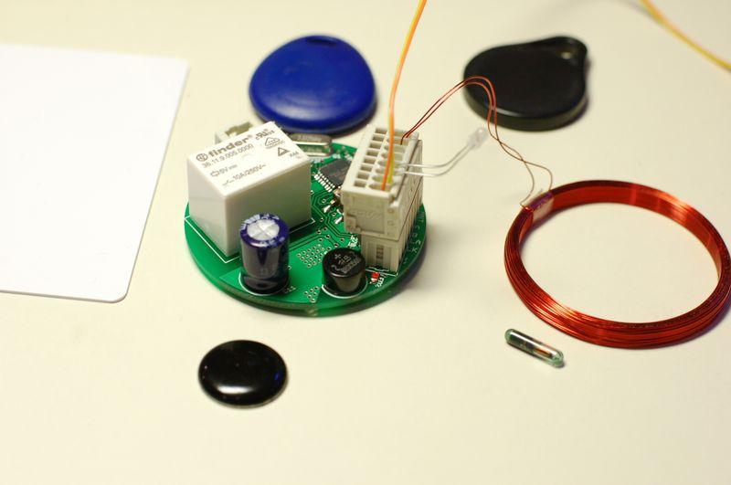 Leiterplatte RFID Türöffner